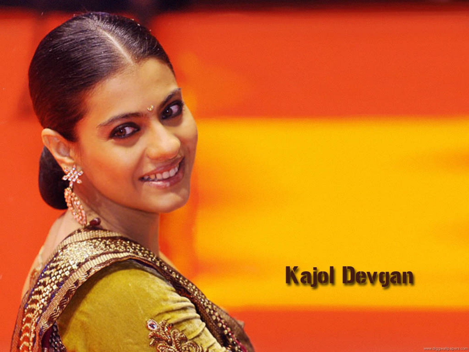 <b>Kajol</b> Agarwal Beautiful Face Back <b>Hd Wallpaper</b>
