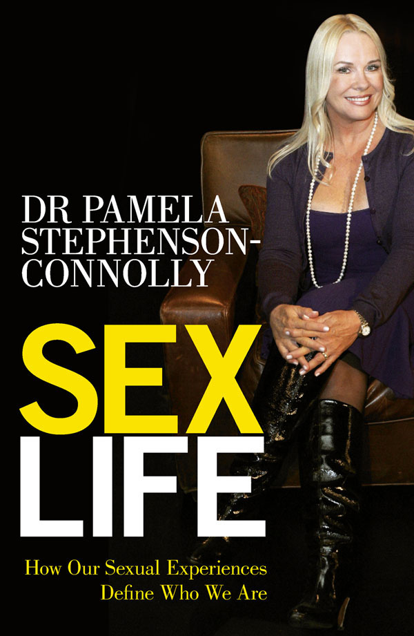 Best-selling author and leading sex therapist, Pamela Stephenson-Connolly, ...