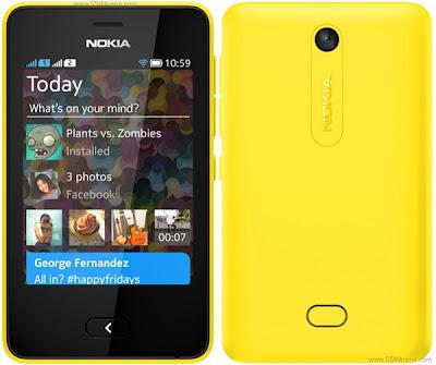 Nokia Asha 501 2013