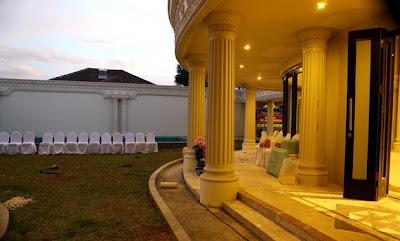 Foto rumah Baru Anang Dan Ashanti