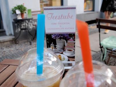 Jade Vital Berlin Kreuzberg teestube