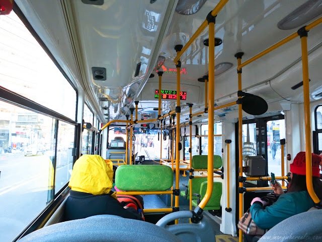 Bus No. 2 to Mt. Namsan