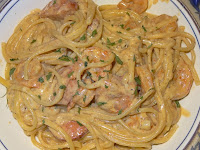 Image result for shrimp fettuccine cajun