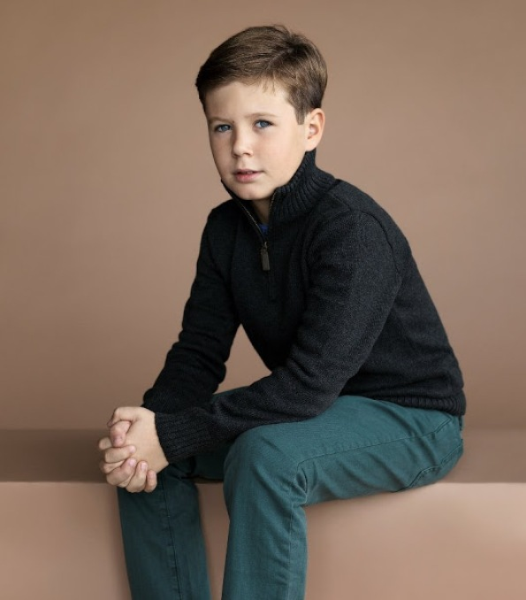 Prince Christian Of Denmark's 10th Birthday Photos Released