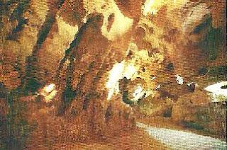 Sala Marco Craso. Fué refugio de Craso en el año 86 a.C.