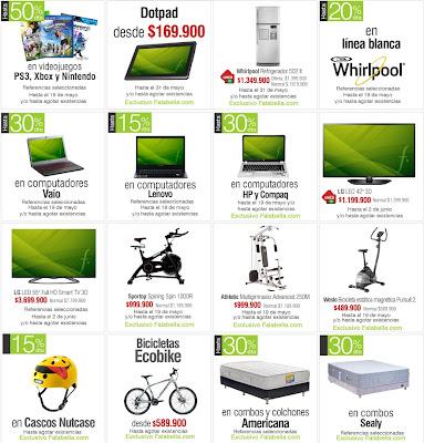 ofertas falabella 18-5-2013