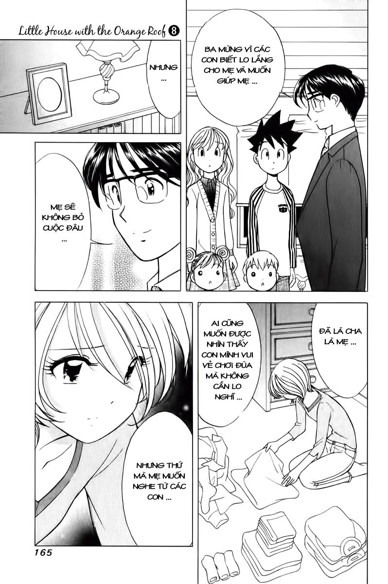 Orange Yane no Chiisana Ie Full chap 63 - Trang 19