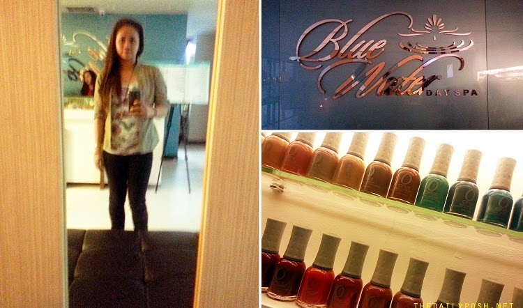 Bluewater Day Spa: Of Pampering and In Search of Baby Image Models