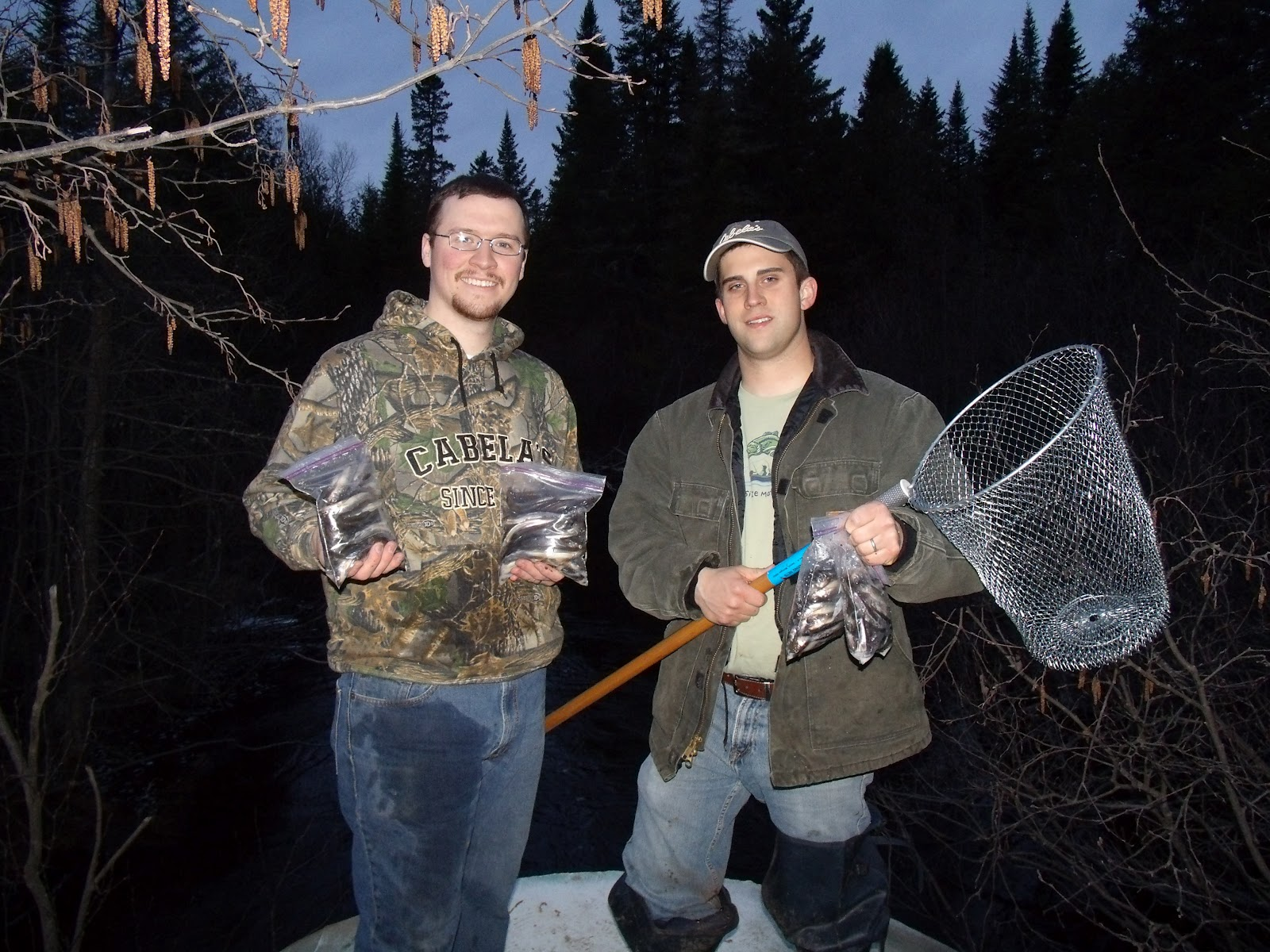 Cowlitz River smelt dip net fishery opener is Saturday | Reel Time ...