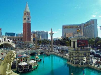 Fotos do Réveillon em Las Vegas 2014