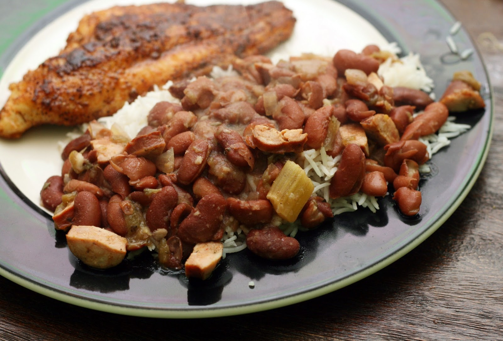 Recipes by Rachel Rappaport: Red Beans & Rice with Hatch ...