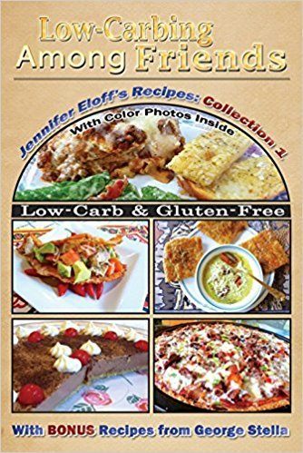 NEW! Jennifer Eloff's Recipe Collection-1, KINDLE/PRINT