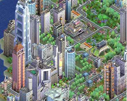 sim city games online no download