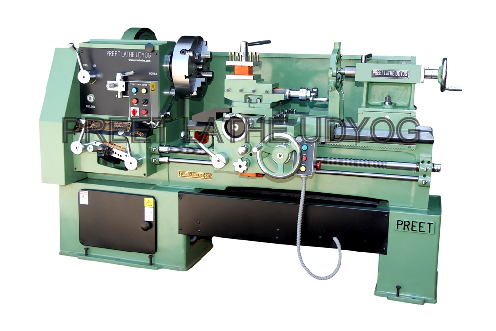 Lathe Machine All Geared Lath...