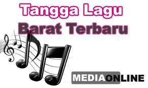 Tangga Lagu Barat Oktober 2012