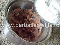 Ciocolata cu nuca de cocos preparare reteta