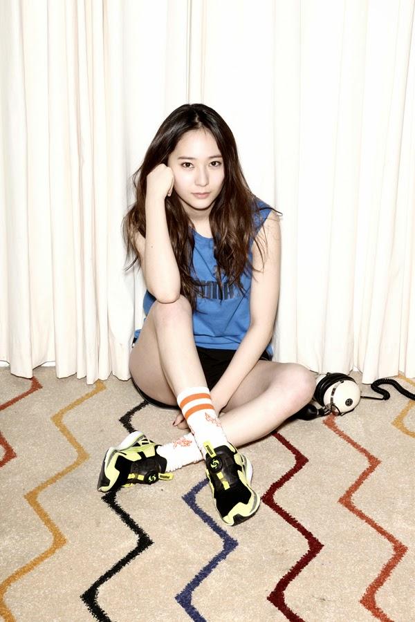 Krystal Jung - Puma CF