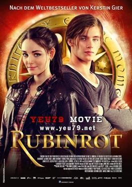 xem phim Bảo Ngọc Vượt Thời Gian - Rubinrot 2013 full hd vietsub online poster