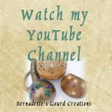 Gourd art, gardening, and crafting videos: