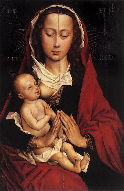 http://4.bp.blogspot.com/-uhWG6AwiUug/ThtoNlzxErI/AAAAAAAAAxM/EjwUVSs7Aaw/s640/Madonna+with+Child+-+Roger+van+der+Weyden+-+1450.jpg
