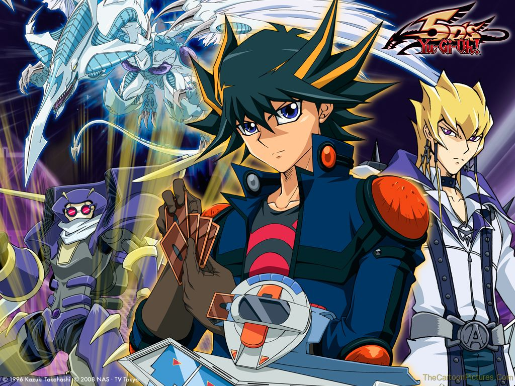 Yu-Gi-Oh HD & Widescreen Wallpaper 0.981702250765274
