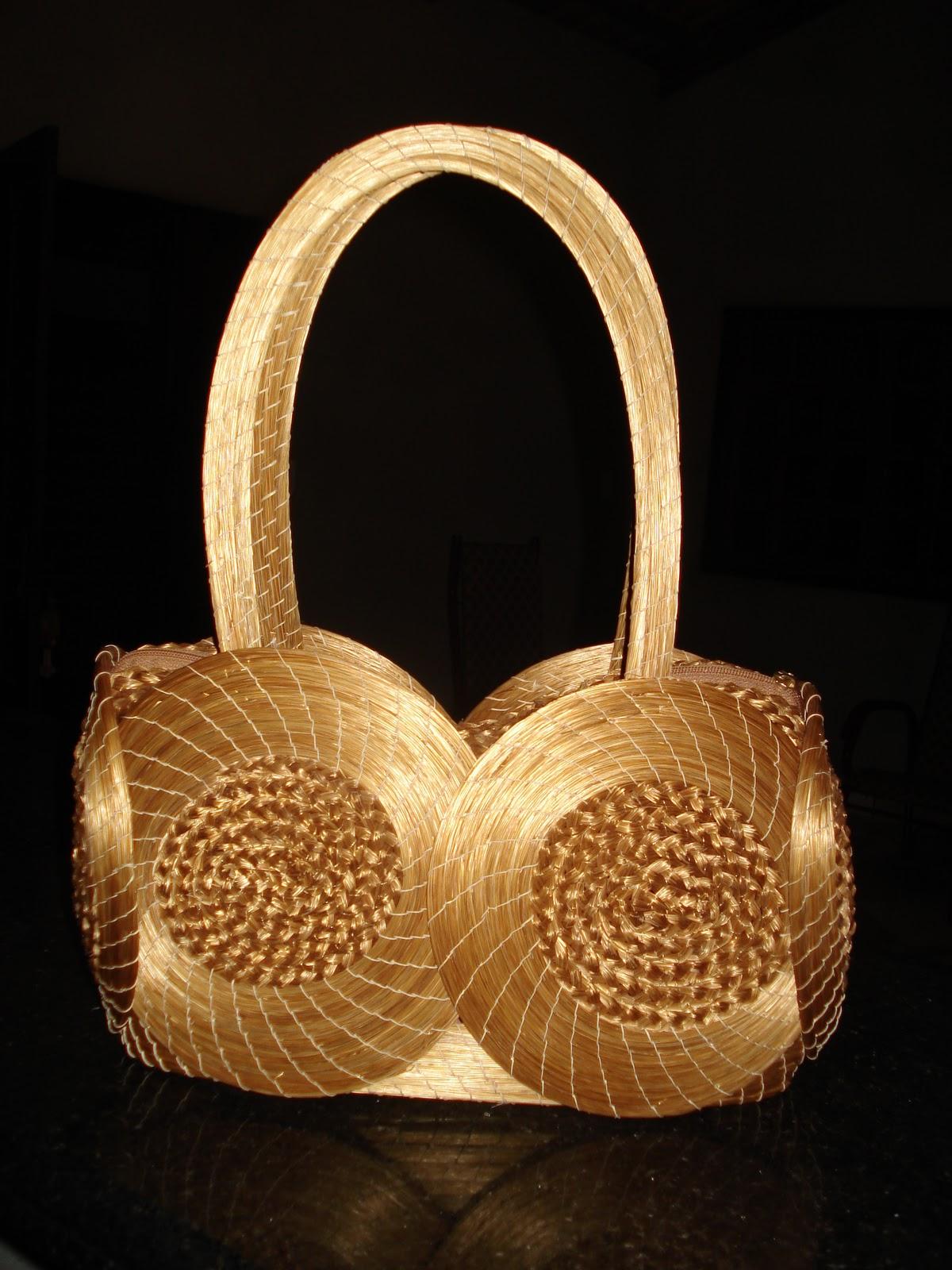 Adesivo De Parede Coruja ~ Conheça o artesanato com Capim Dourado feito no Tocantins Arteblog