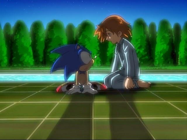Sonic Meets Chris
