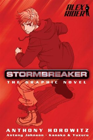 stormbreaker by anthony horowitz Books by anthony horowitz, stormbreaker, point blanc, granny, ark angel, the falcon's malteser, the devil and his boy, groosham grange, point blank.