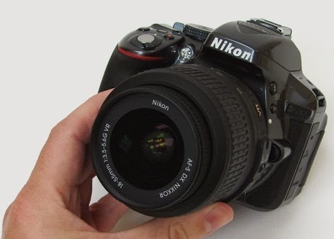 This is it, The Nikon D5300