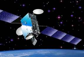 Gambar Satelit Palapa D