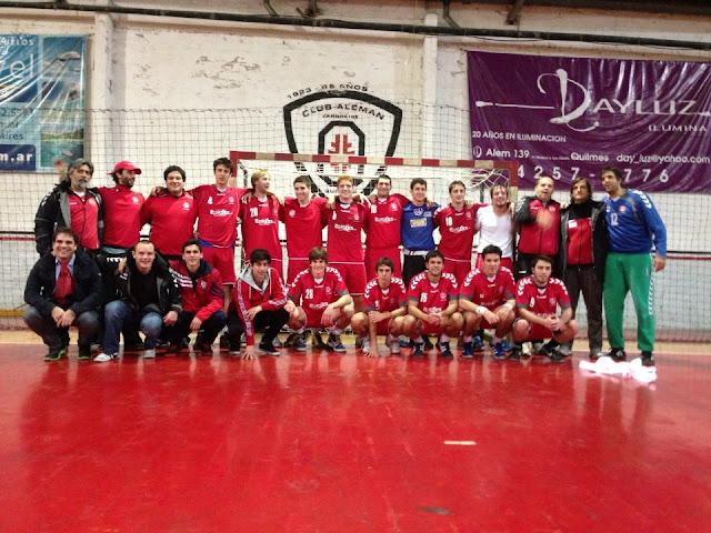 Colegio Ward clasificado al Panamericano de Clubes 2014 por Argentina | Mundo Handball
