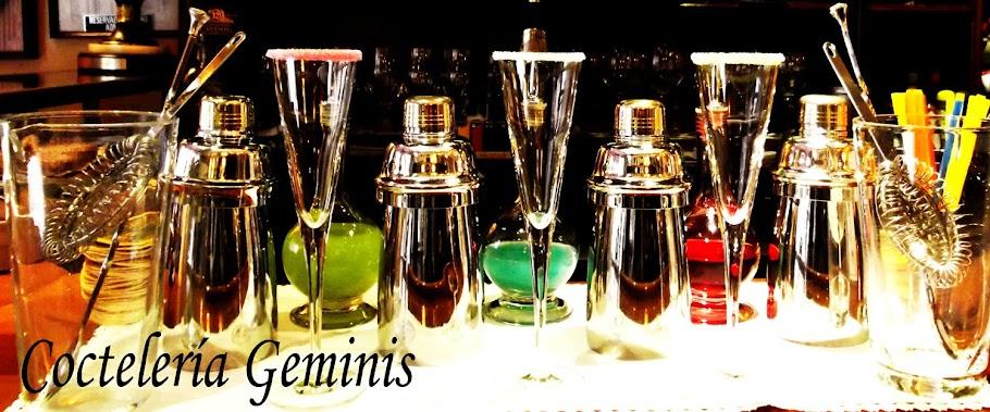Coctelería Geminis