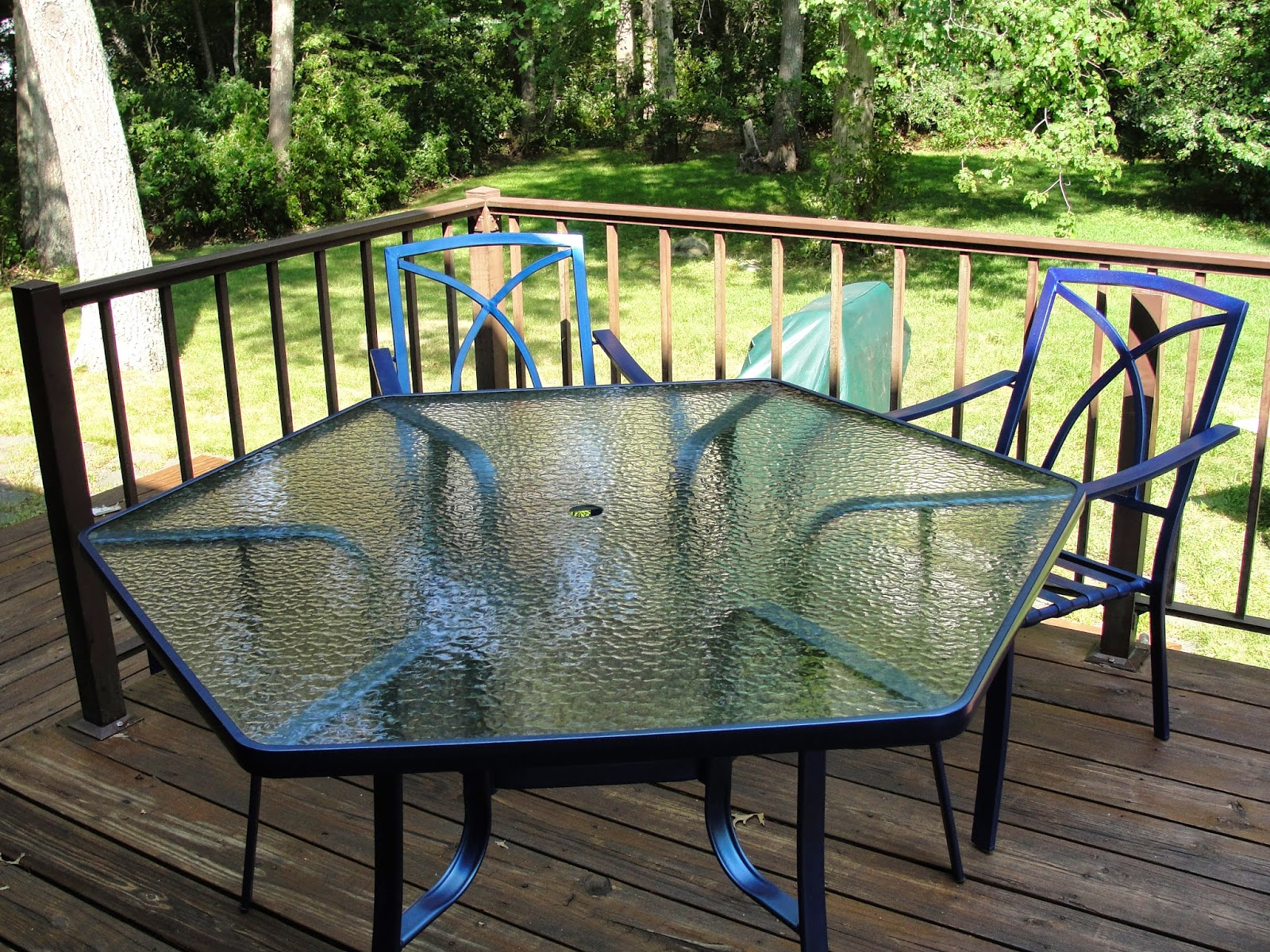 patio furniture makeover the proule life