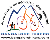 Bangalore Hikers - Adventure is an addiction, stay addicted.