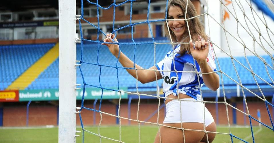 Avaí Futebol Clube - Jamile Moreira