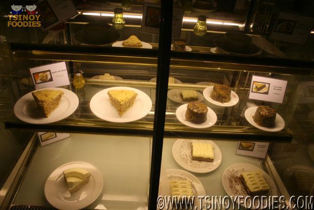 capriciossa cakes