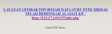 p2tk dikdas pindah alamat