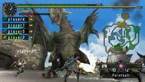 Free Download Games monster hunter freedom 2  psp iso for pc Full Version ZGASPC