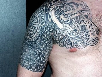 tribal tattoos -75