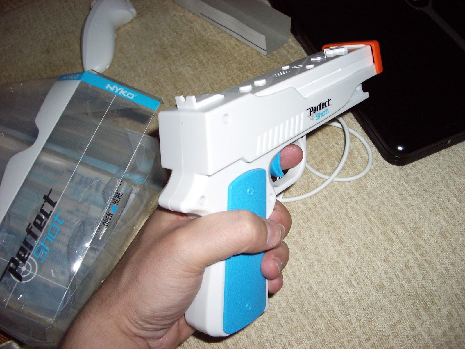 Detalle de la pistola