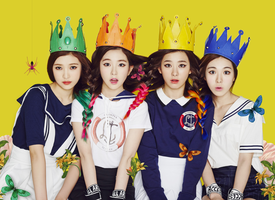 Red Velvet Girl Group
