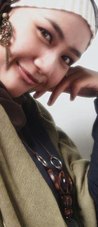 Model Wanna be.hahaha