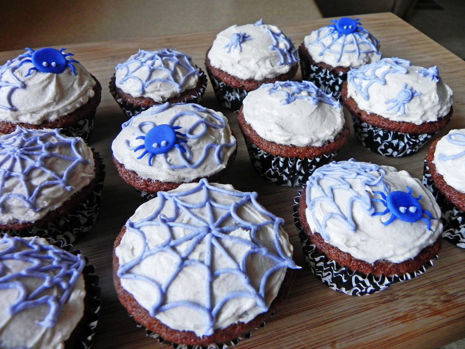 Delightfully Dowling Mangia Mondays 34 Pumpkin Cupcakes