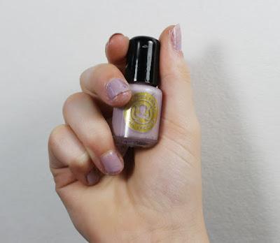 The Mini Manicurist: Petal to the Metal