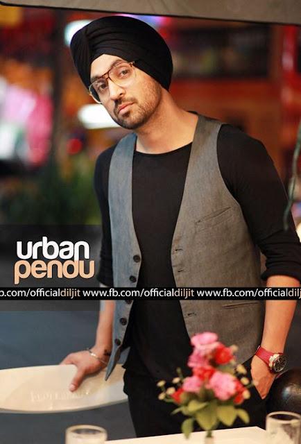 Diljit Dosanjh handsome