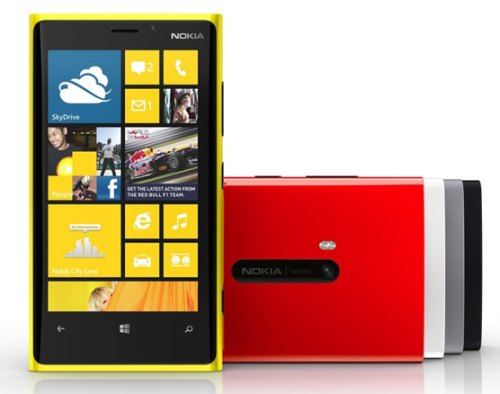 Nuovo smartphone di punta Nokia con windows phone 8
