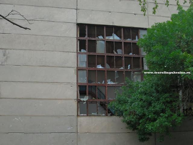 Разрушения в Славянске 2014 фото