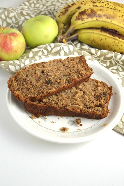 Apple Banana Bread