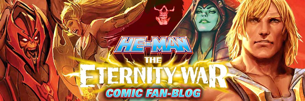 He-Man The Eternity War | Comic Fan Blog