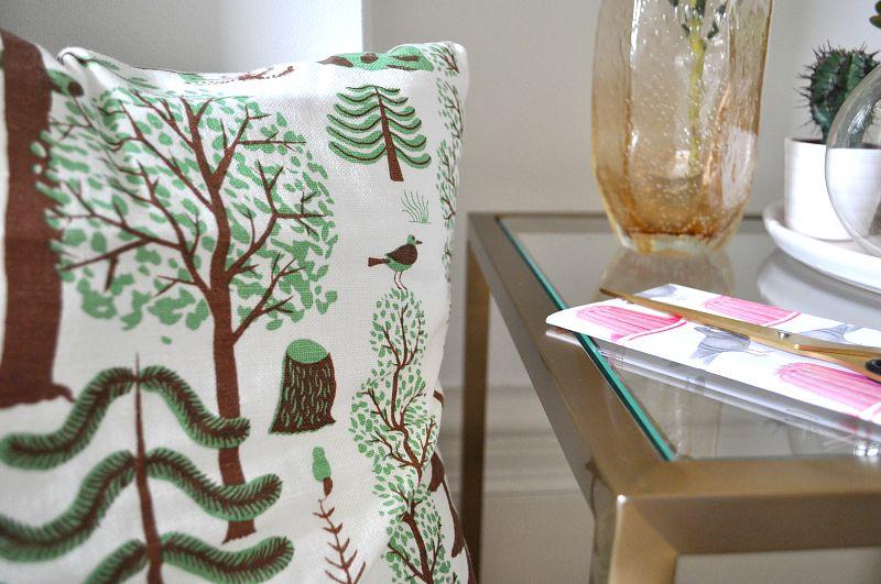 Bjorn Lie tree Cushions